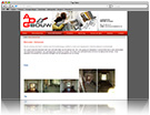 ADG Bouwwerken website